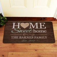 Personalized You Are Home Doormat