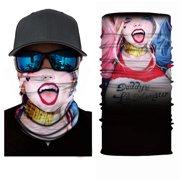 7594e128e6a Moretek 3D Skull Neck Scarf Face Shield Mask