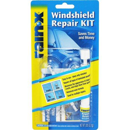 Rain X Windshield Repair Kit Saves Time And Money By Repairing