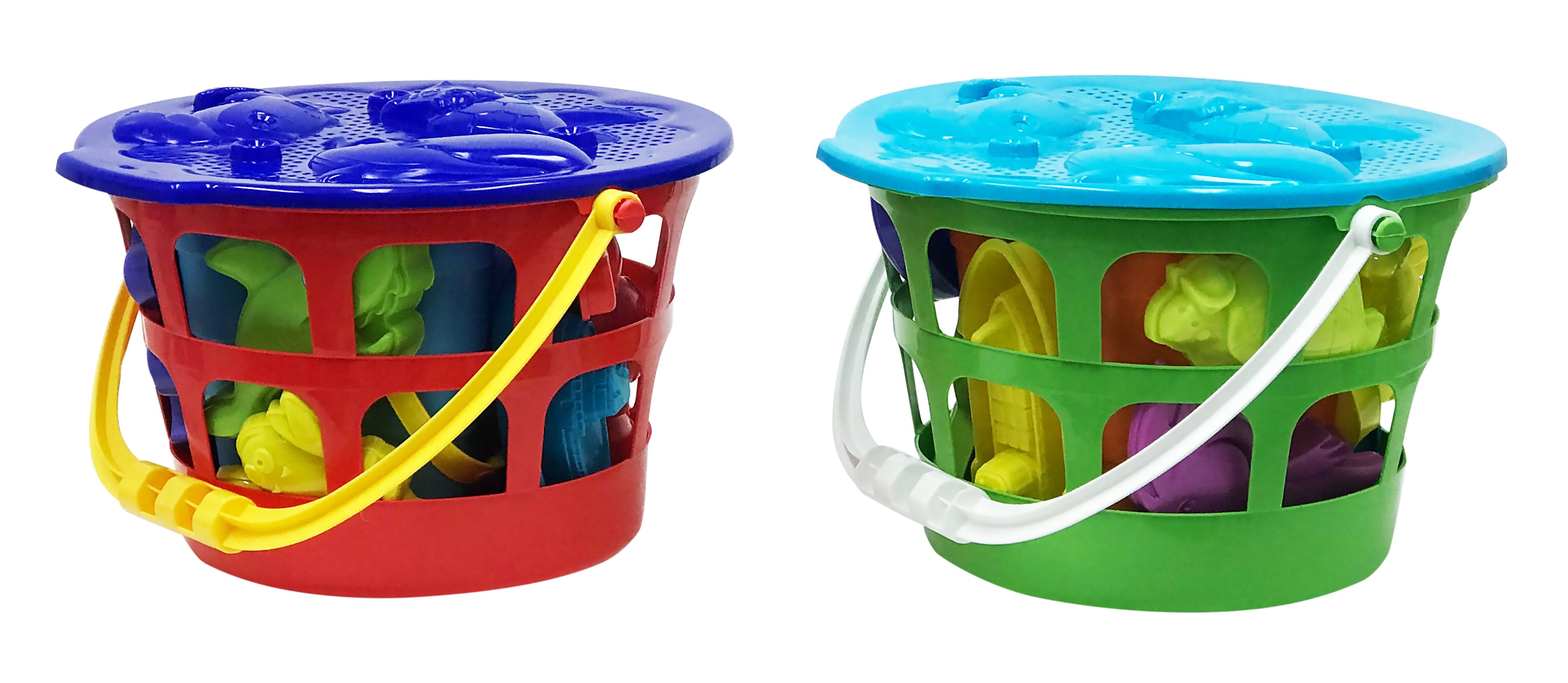 Play Day Colossal Pail, 20 Pieces