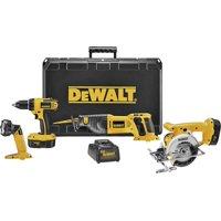 Dewalt 18V Cordless 4-Tool Combo Kit
