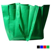 58fe148cf24 TRISONIC Reusable Shopping Bag Grocery Tote Laundry Bags Eco Friendly  Foldable Large New