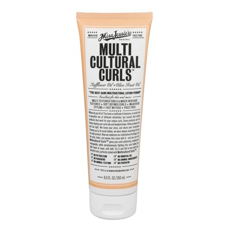 Miss Jessie's Original Multi Cultural Curls Hair Styling , 8.5 fl (Best Styling Products For Fine Curly Hair)