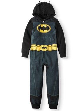 Batman Hooded Sleeper (Little Boy & Big Boy)
