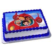 Little Einsteins 1 4 Sheet Cake Cupcake Edible Image Birthday Wedding Baby Shower Party