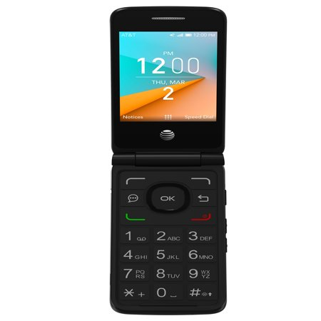 - AT&T PREPAID Cingular Flip 2 Prepaid Feature Phone – Get UNLIMITED DATA. Details below.
