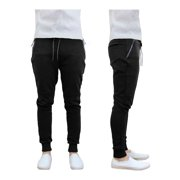 e0402634309369 Men's Tech Fleece Jogger Sweatpants With Zipper Pockets