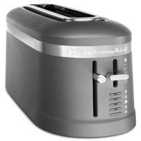 KitchenAid KMT3115DG 2 Slice Long Slot Toaster with High-Lift Lever, Dark Grey