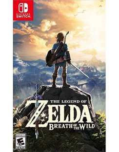 The Legend of Zelda: Breath of the Wild, Nintendo, Nintendo Switch,