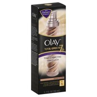 Olay CC Cream Total Effects Tone Correcting Facial Moisturizer with Sunscreen, Medium to Deep