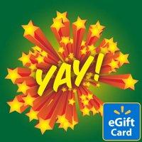 Yay Walmart eGift Card