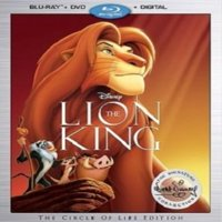 The Lion King Signature Collection (Blu-ray + DVD + Digital HD)