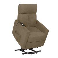 ProLounger Power Lift Chair Microfiber Recliner, T-Back, Multiple Colors