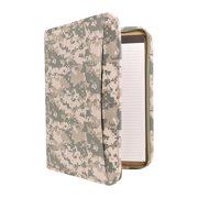 """Camo Personal Planner, Organizer Notepad Journal to Increase Productivity (PACK OF 1 - Writing Pad Camo Padfolio 10"""" x 13.8"""")"""