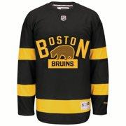 da349e6beec Boston Bruins Reebok Alternate Premier Jersey - Black