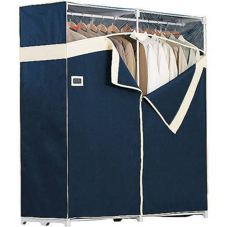 Rubbermaid Portable Garment Closet, 60 In. - -
