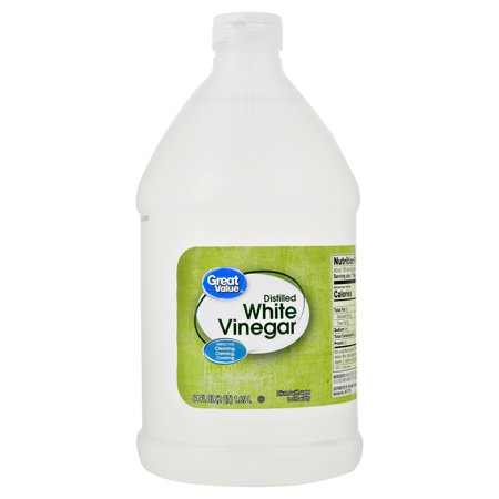 Making Vinegar (Great Value Distilled White Vinegar, 64)