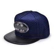 ba262911f New Unisex Batman Hip-Hop Cosplay Snapback Adjustable Baseball Cap Hat Flat  Hat
