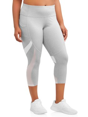 Women's Plus Size Avia Performance Capris
