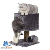 Cat Craft Cat Condo Perch, Grey