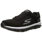 brand new e03ce 5b83f Skechers Men s Performance Go Air Walking Shoe, Black White