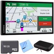 Best Gps With Voice Commands - Garmin DriveSmart 61 NA LMT-S Advanced Navigation GPS Review