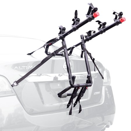 Bike Trunk Mounted Bicycle Rack (Allen Sports Deluxe 3-Bicycle Trunk Mounted Bike Rack Carrier, 103DN )