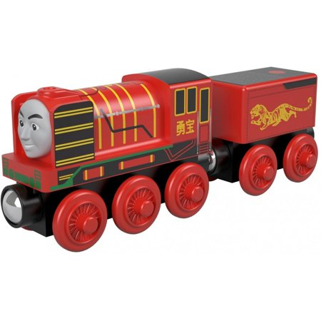 Thomas & Friends Wood Yong Bao Wooden Tank Engine Train - Thomas The Tank Engine Halloween