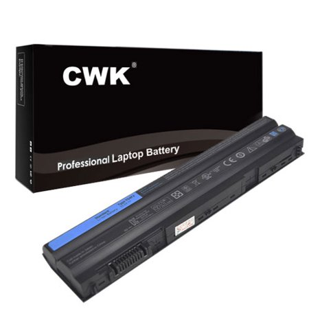 CWK Long Life Replacement Laptop Notebook Battery for Dell Latitude HCJWT NHXVW PRRRF T54F3 E6430 XFR E6540 Vostro 3460 E6440 312-1311 451-11694 E6440 E5420 E6430 T54FJ M5Y0X Dell Latitude Battery Life