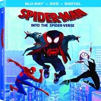 Spider-Man: Into the Spider-Verse (Blu-ray + DVD + Digital Copy)
