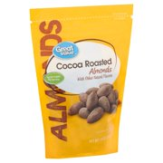 Great Value Cocoa Roasted Almonds, 14 Oz.