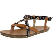 7c0c1e1ac8c8 Blowfish Women s Granola Synthetic Desert Sand Ankle-High Synthetic Sandal  - 6M