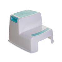 Dreambaby 2-Up Step Stool, Aqua