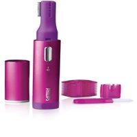 Philips PrecisionPerfect compact Precision Trimmer for Women, Facial hair & Eyebrows HP6390/51