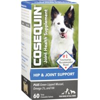 Nutramax Cosequin Joint Health Supplement for Dogs, 60 Tasty Chewable Tablets