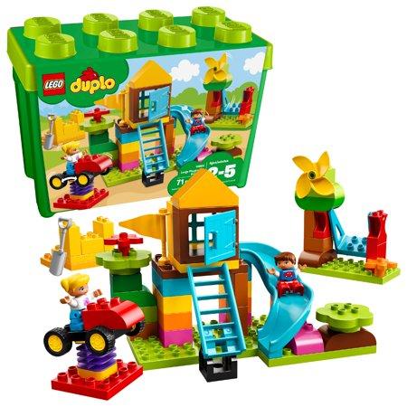 LEGO DUPLO My First Large Playground Brick Box - Lego Baby Shower