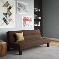 RealRooms Kyla Futon Couch, Small Space Living, Multiple Colors