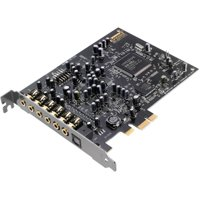 Creative Sound Blaster Audigy RX PCIe 7.1 Multi-Channel Internal Sound Card