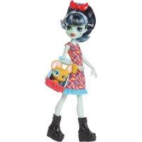 Monster High Monster Family Alivia Stein & Gigawatt Doll