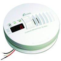 Kidde Hardwire Carbon Monoxide Alarm with Digital Display KN-COP-IC