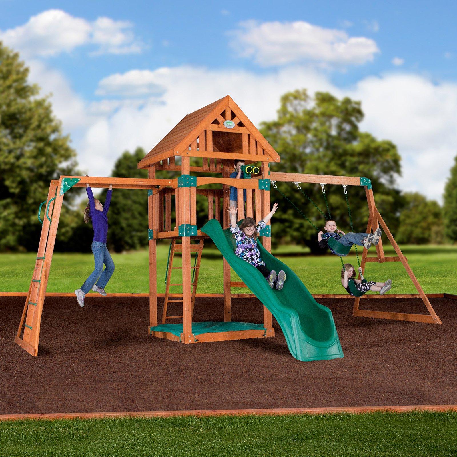 Backyard Discovery Swing Sets