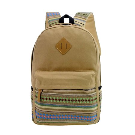 Jr Pro Bag (School Backpack for Teens Clearance! Casual Laptop Bag Shoulder Bag for Teen Girls Boys, Fashionable Canvas Lightweight Travel Daypack Outdoor Gift for Juniors, NSWQ623K )