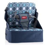 Nuby Easy Go Booster Seat, Colors May Vary