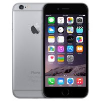 Refurbished Apple iPhone 6 32GB, Space Gray - Locked Straight Talk/TracFone