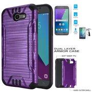 Phone Case for Straight Talk Samsung Galaxy J3 Luna Pro 4G LTE / Samsung J3 Emerge