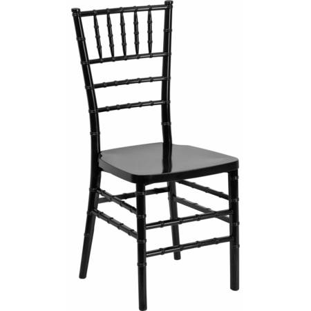 Flash Furniture HERCULES PREMIUM Series Resin Stacking Chiavari Chair, Multiple Colors