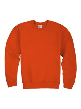 Mid-Weight Fleece Crewneck Sweatshirt (Little Boys & Big Boys)