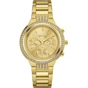 3e880441eecda Caravelle 44L179 Women s Gold Steel Bracelet With Gold Analog Dial Watch NWT