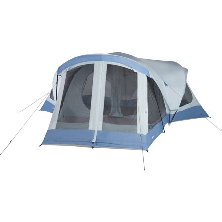 Ozark Trail 14-Person 18 ft. x 18 ft. Family Tent with 3 Doors 3 Season Tent Tents