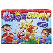 Chow Crown Game Kids Electronic Spinning Crown Snacks Food Kids & Family Game Ages 8 and Up